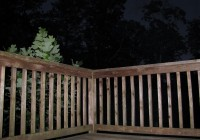 Deck Railing Code Height