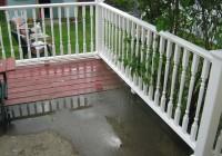 Deck Railing Code Spacing