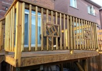 Deck Railing Designs Ideas