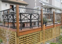 Deck Railing Height Ontario