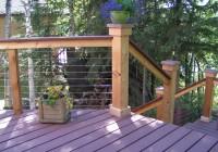 Deck Railing Ideas Photos