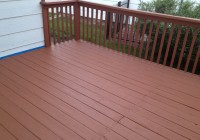 Deck Stain Colors Home Depot