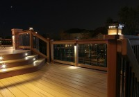 Deck Stair Lighting Code