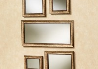 decorative wall mirror sets