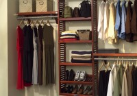 Deep Closet Storage Solutions