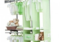Delta Nursery Closet Organizer