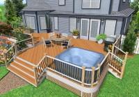 Design Your Own Deck Plans
