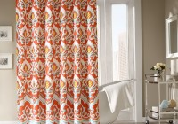 Designer Fabric Shower Curtains