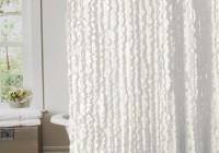 designer shower curtains extra long