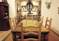 Dining Room Chandelier Height From Table
