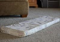 Diy Bench Cushion With Piping