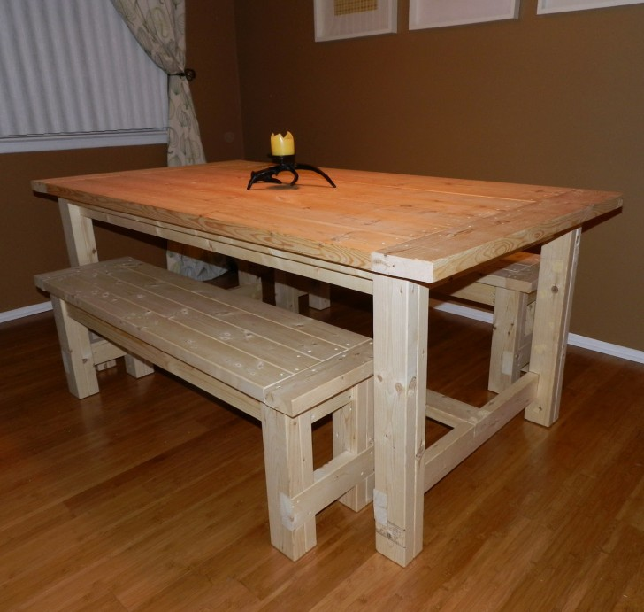 Permalink to Diy Bench For Dining Table