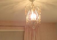 diy ceiling fan chandelier combo