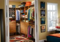 Diy Closet Organizer Ideas Pinterest