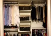 diy closet organizer systems