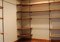 Diy Closet Shelves And Rods