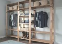 diy closet shelving systems