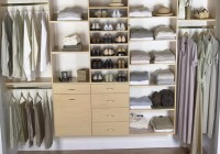 Diy Closet Storage Design