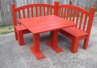 Diy Corner Dining Bench