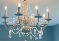 Diy Crystal Chandelier Centerpiece