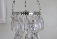 Diy Crystal Chandelier Makeover