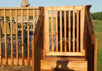 Diy Deck Building Instructions