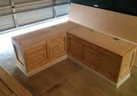 Diy Kitchen Corner Bench