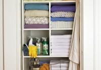 Diy Linen Closet Organization