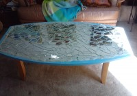 Diy Mirror Coffee Table