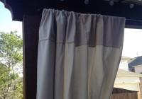 Diy Outdoor Patio Curtains