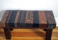 Diy Rustic Side Table