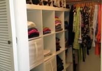 Diy Small Closet System