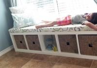 Diy Storage Bench Ikea