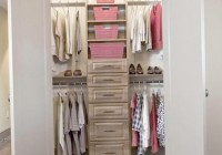diy walk in closet organizers