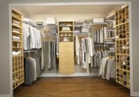 Diy Walk In Closet Plans