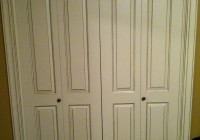 Double Closet Doors For Bedrooms