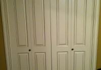 Double Closet Doors For Bedrooms