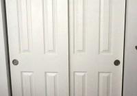 Double Closet Doors Lowes
