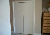 Double Door Closet Rough Opening