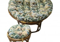 Double Papasan Chair Cushion Cover