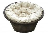 Double Papasan Cushion Replacement