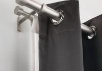Double Rod Curtains Ideas