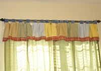 Double Sheer Curtain Ideas