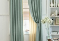 Double Window Curtain Ideas