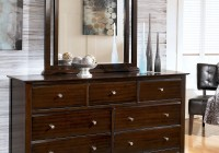 Dresser With Mirror Design
