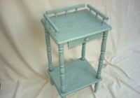 Duck Egg Blue Side Table