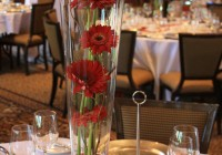eiffel tower vases centerpieces ideas