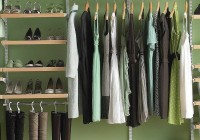 Elfa Closet Design Ideas