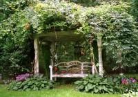 English Garden Bench Plans