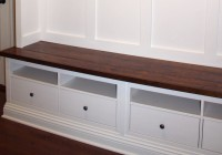 Entryway Bench Ikea Hack